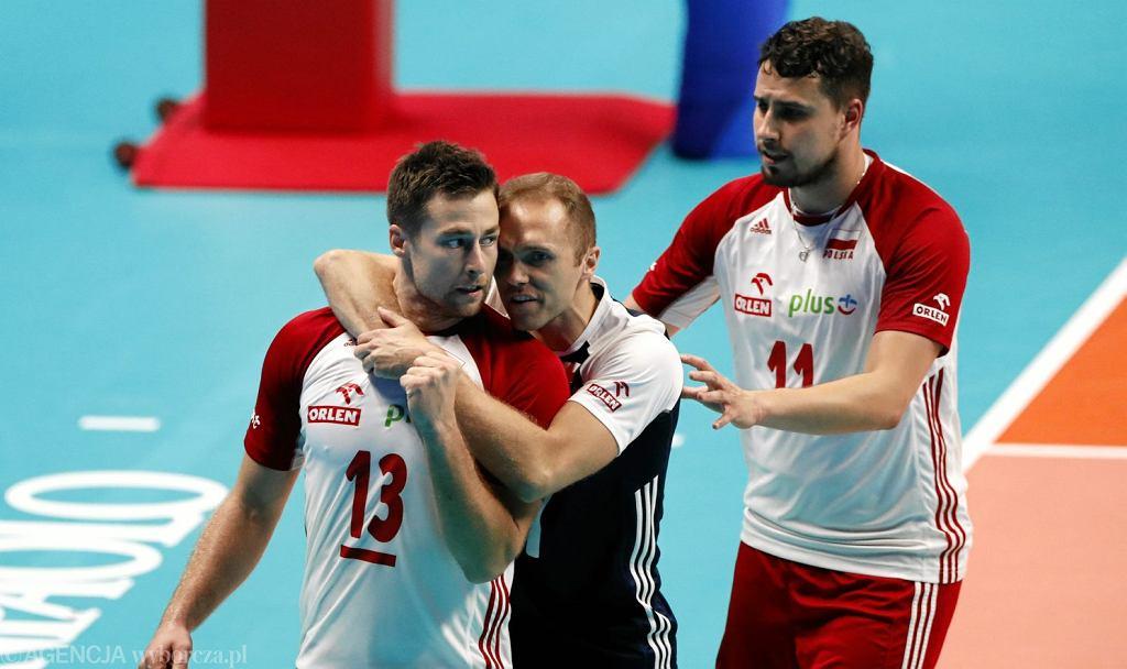Mecz półfinałowy: Polska vs USA, 29 września 2018.