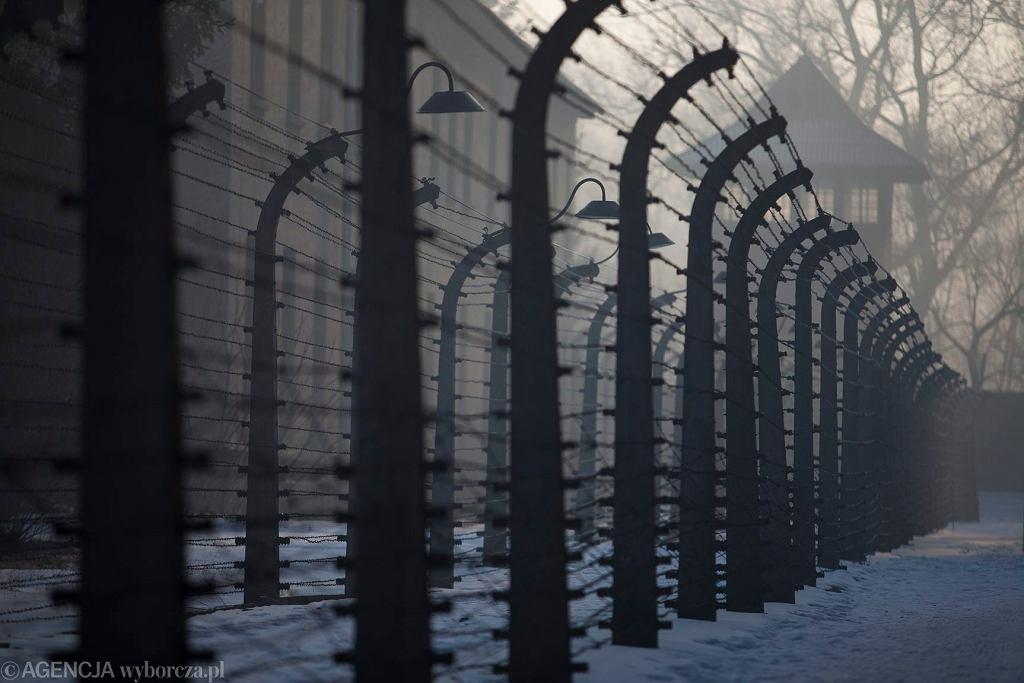 Były nazistowski obóz zagłady Auschwitz