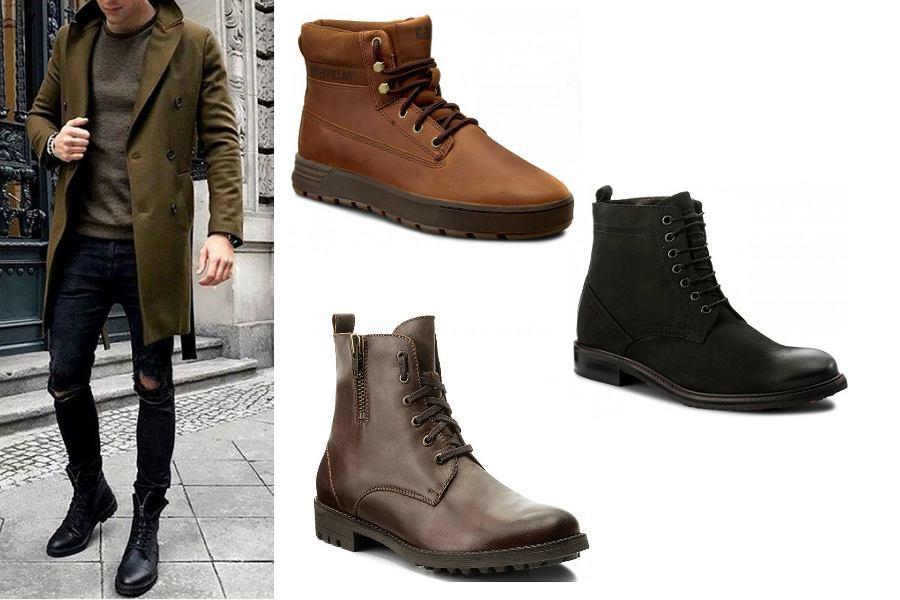 Męskie buty na zimę: praktyczne i uniwersalne obuwie na co dzień