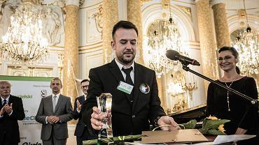 Przemysław Staroń, Nauczyciel Roku 2018