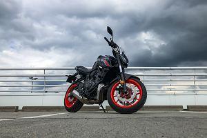 Moto na moto: Yamaha MT-07 - nie dziwię się, że wszyscy ją lubią