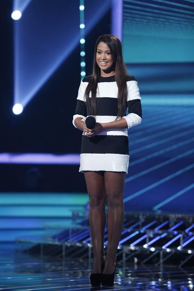 X Factor III, Live 03  Patricia Kazadi  Foto: Grzegorz Press