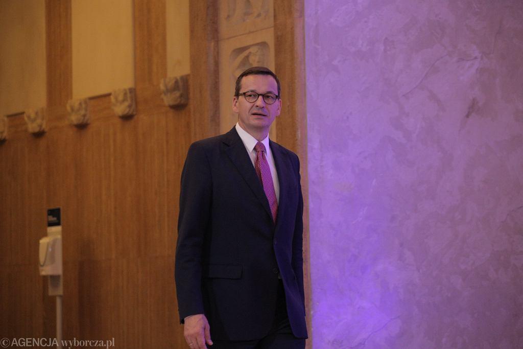 6Wizyta premiera Litwy Sauliusa Skvernelisa w Warszawie