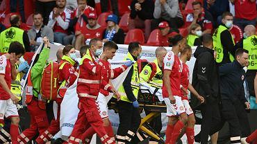 Duńscy piłkarze ujawnili nowe szczegóły dramatu Eriksena.
