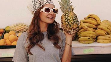 Anna Lewandowska o zdrowym jedzeniu poza domem