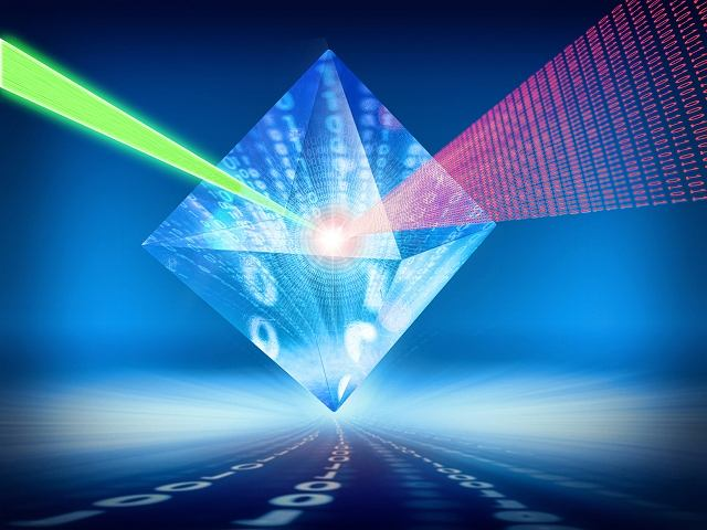 Syntetyczne diamenty o wyjątkowej czystości posłużyły do badań nad pamięcią komputera kwantowego