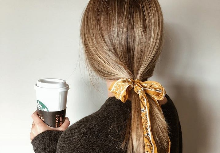 Kolory włosów na jesień 2019