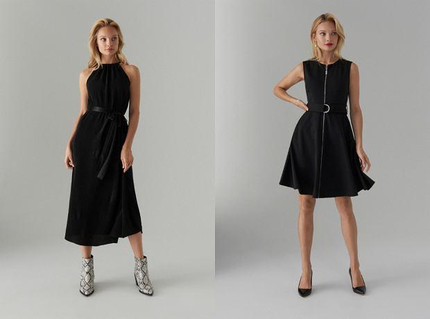 Czarna sukienka na wyjątkową okazję!
