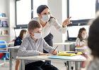 Koronawirus w szkole może rozprzestrzeniać się skuteczniej. Wnioski z najnowszych badań