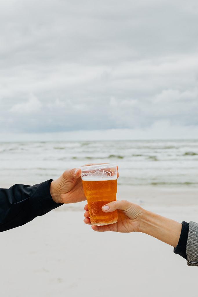 Piwo najlepiej smakuje na świeżym powietrzu