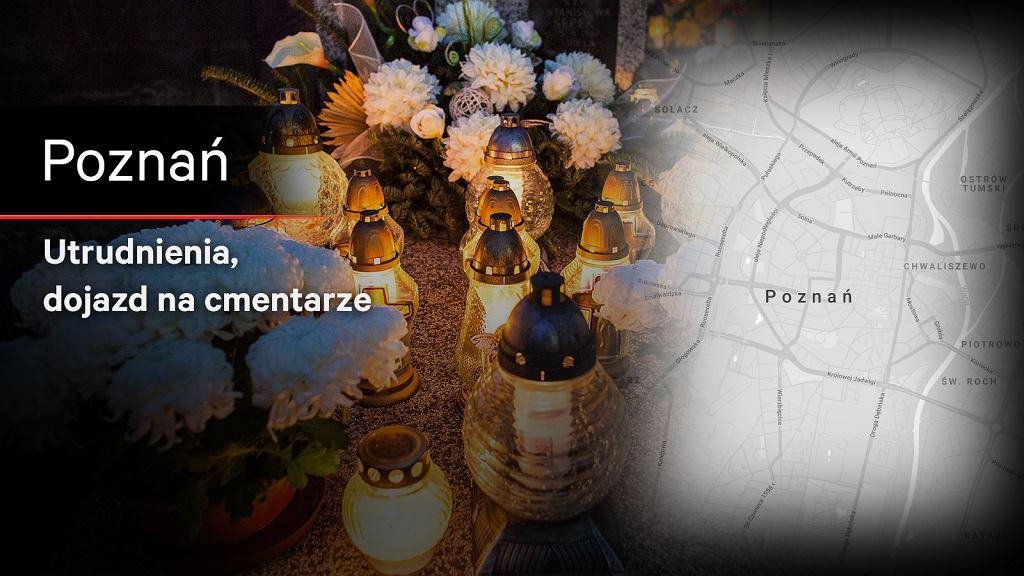 Wszystkich świętych W Poznaniu Utrudnienia W Ruchu Drogowym