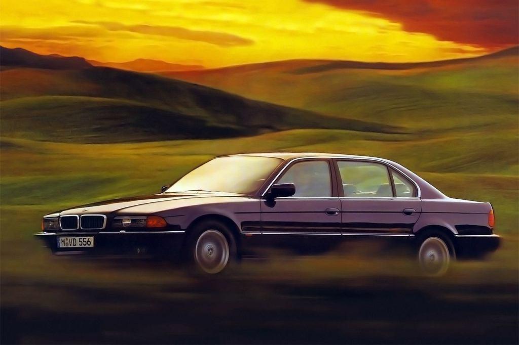 BMW serii 7 (E38) 1994