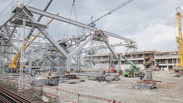 Rozbudowa Dworca Zachodniego w Warszawie
