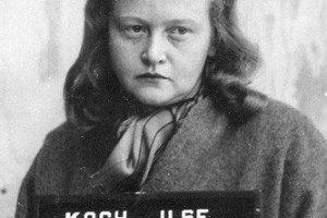 Bo to zła kobieta była: Suka z Buchenwaldu
