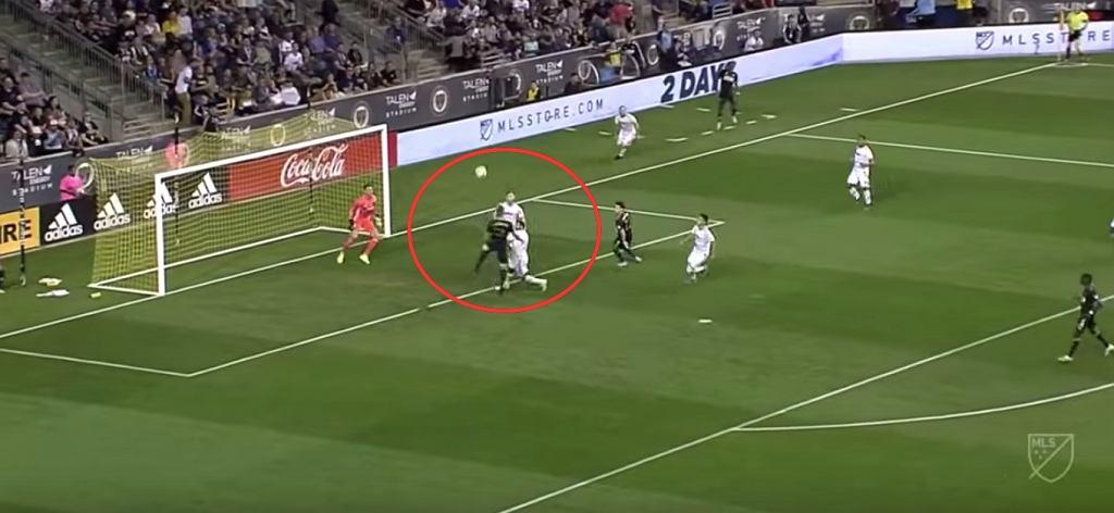 Kacper Przybyłko z kolejnym golem w MLS