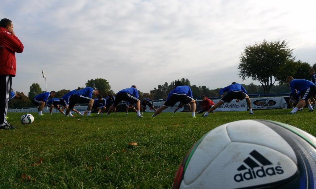 Trening Piasta Gliwice