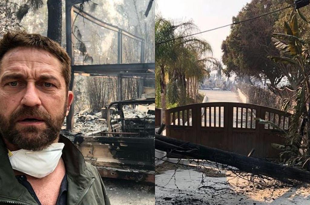 Pożar w Kalifornii
