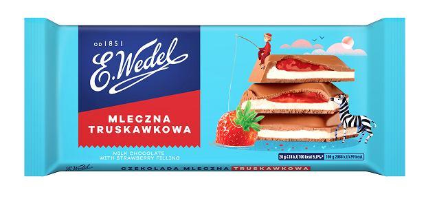 Nowy design opakowań E.Wedel!