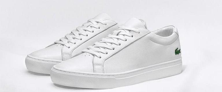 Buty damskie i męskie marki Lacoste. Wiele modeli jest teraz przecenionych!
