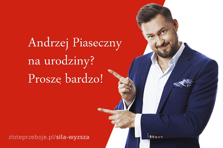 Siła Wyższa, czyli Marcin Prokop w Radiu Złote Przeboje