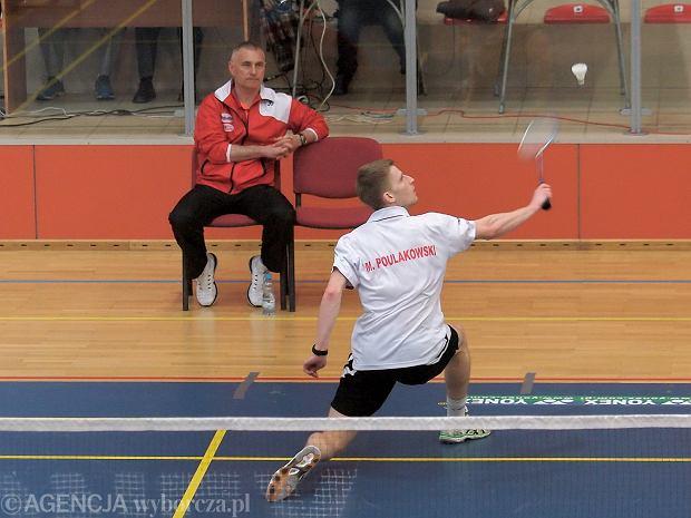 Walka o Puchar Polski podczas Narodowego Dnia Badmintona