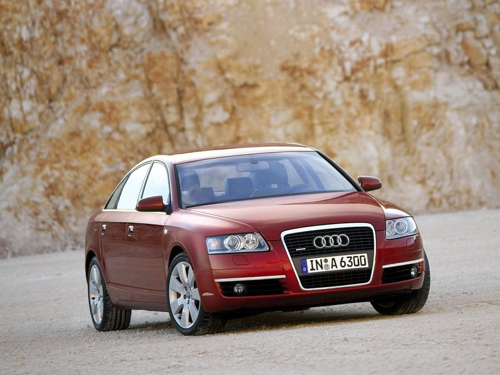 Audi A6 C6 3.0 V6 TDI