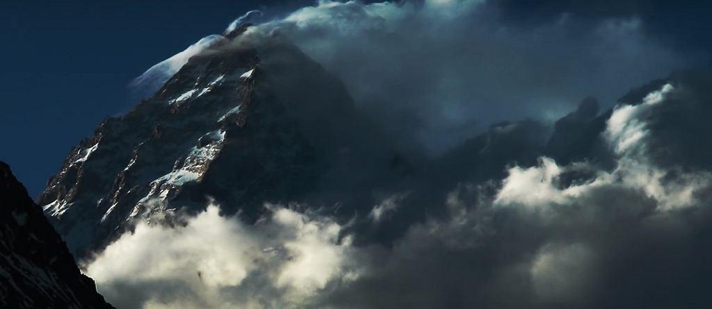 'Ostatnia góra' - kadr z zapowiedzi filmu.