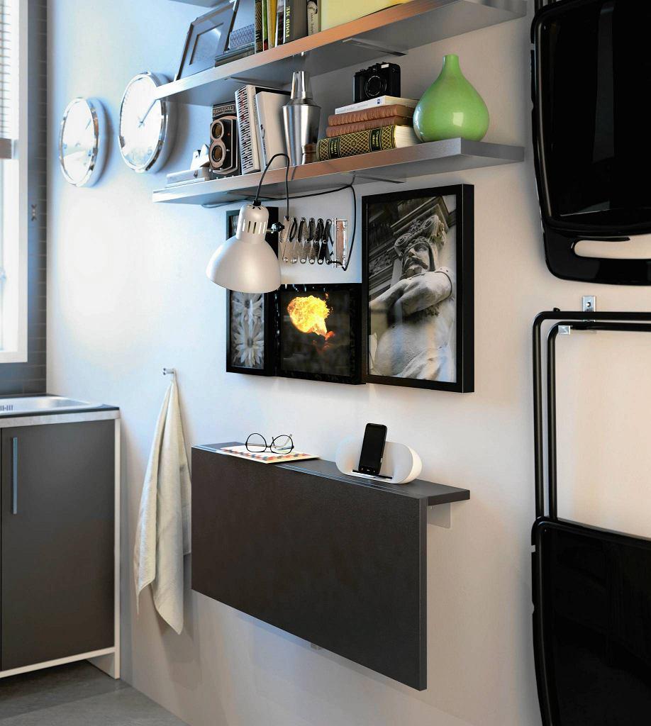 Stol Kuchenny Skladany Ikea Metamorfozy Domów Aranżacje