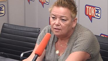 Dorota Gałczyńska-Zych, dyrektorka Szpitala Bielańskiego