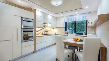 Biała kuchnia