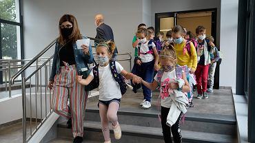 Szkoły w czasie pandemii