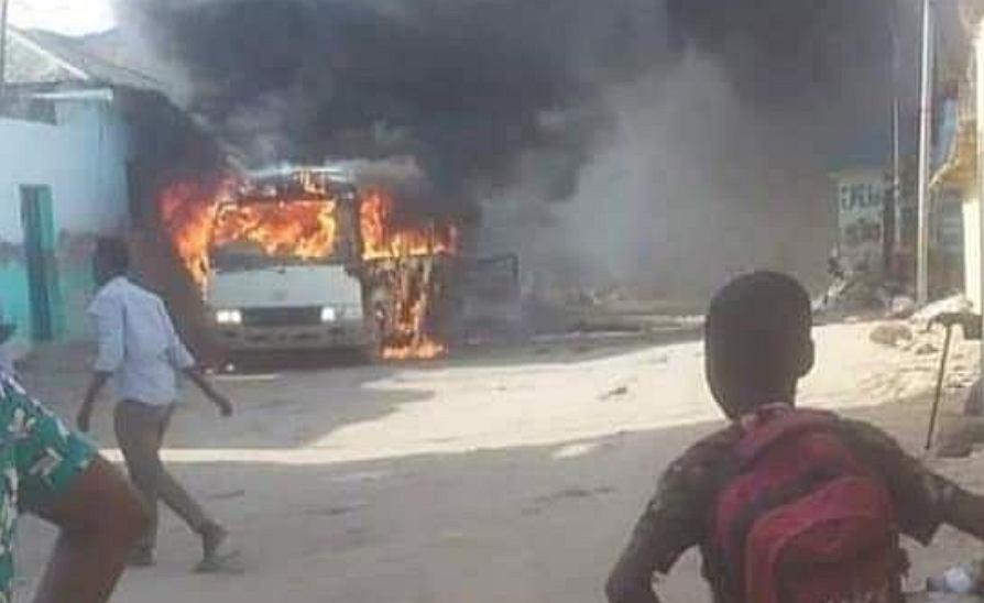 Zamach w Somalii