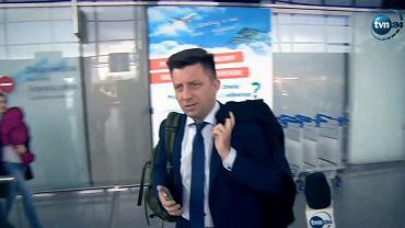 Poseł Michał Dworczyk