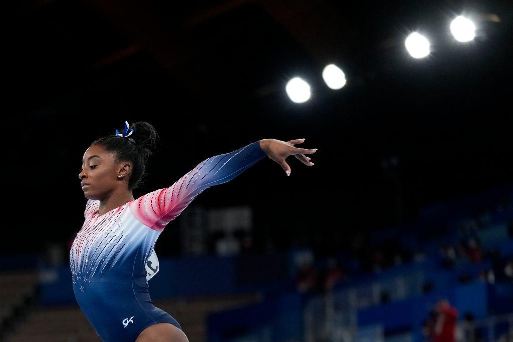 Wielki powrót Simone Biles. Brązowy medal supergwiazdy gimnastyki