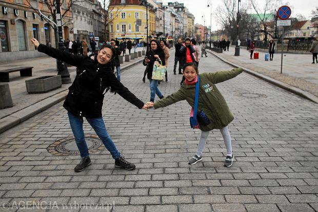 List czytelnika: Jak się żeruje na turystach w Warszawie
