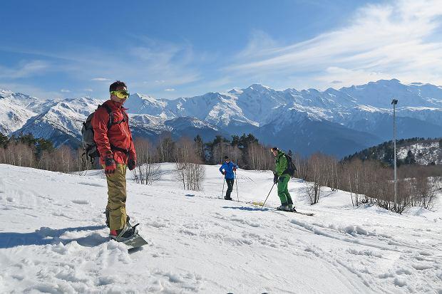 Zdjęcie numer 1 w galerii - Gruzja zaprasza narciarzy