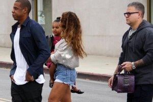 Jay Z, Beyonce i Blue Ivy