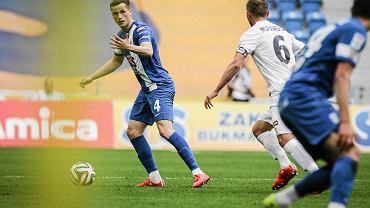Lech Poznań - Pogoń Szczecin 1:0. Tomasz Kędziora