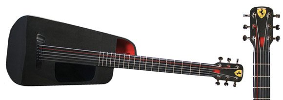Gitara Ferrari