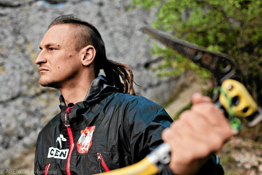 Himalaista Adam Bielecki