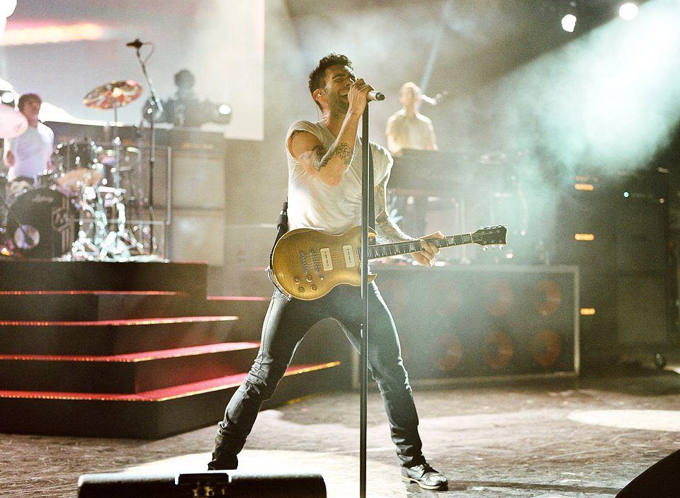Maroon 5 / Fot. Facebook