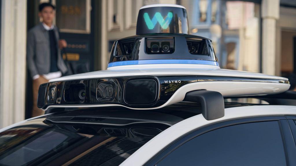 Czujniki samochodu autonomicznego