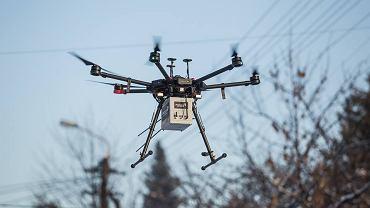 Straż miejska w Bielsku-Białej rozpoczęła walkę z niską emisją przy wsparciu dronów