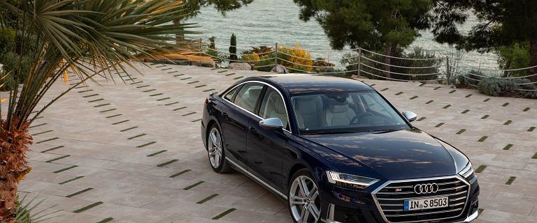 Nowe Audi S8. Bez obaw, pod maską benzynowa V-ósemka 4.0 TFSI o mocy 572 KM