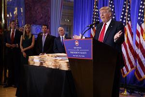 Wszystkie biznesowe wojny polityka Donalda Trumpa