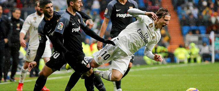 La Liga. Real Madryt pokonał Sevillę. Cudowny gol Casemiro