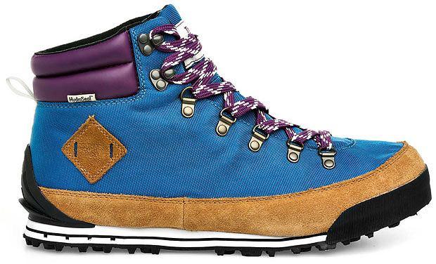 Buty z kolekcji The North Face/Adventure Sport, skóra, tworzywo z wodoodporną technologią hydroseal. Cena: 449 zł