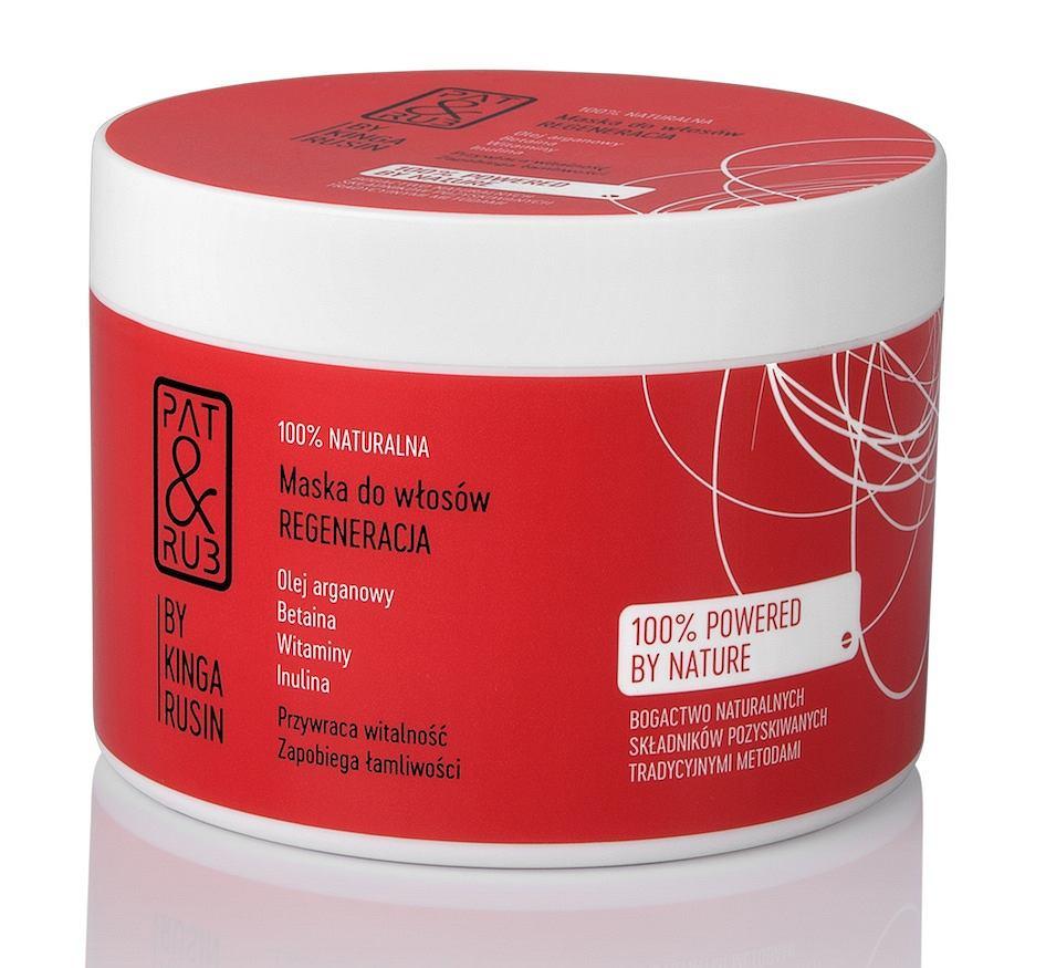 Maska do włosów regeneracja, linia Hair Care