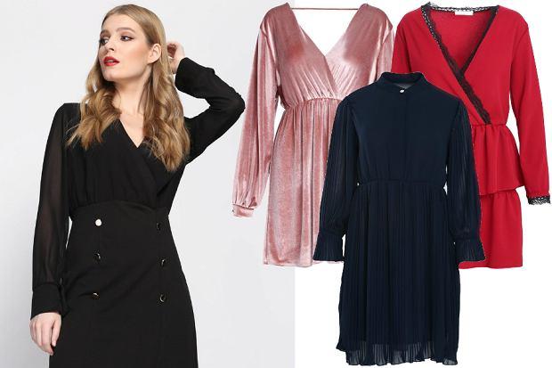 2e30454ac5 Wyprzedaż w Born2be  piękne sukienki na zimę kupisz teraz aż 80% taniej!