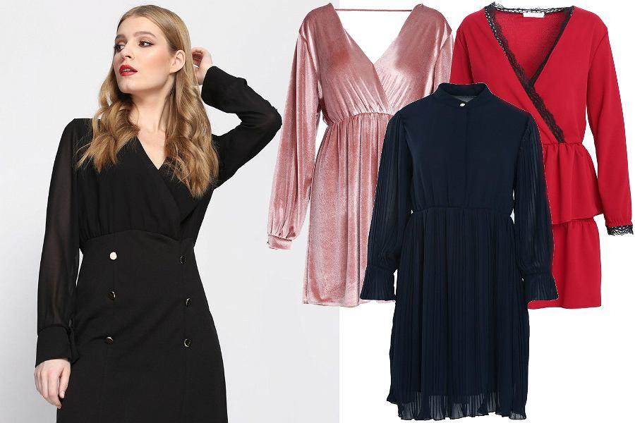 fc31c036c7 Wyprzedaż w Born2be  piękne sukienki na zimę kupisz teraz aż 80% taniej!